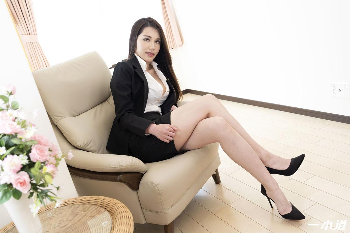 女上司の痴女OLから性的指導受け精子すっからかん 上山奈々